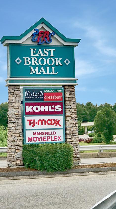Eastbrook Mall : eastbrook, Brook, 1,000, 22.870, Retail, Space, LEASE, Storrs, Road,, Realnex.com