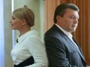 Янукович Тимошенко