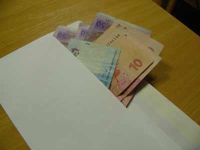 зарплата у конверті