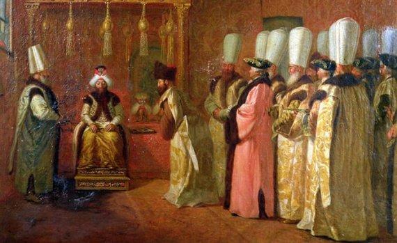 Османский султан Осман III — Реальное время