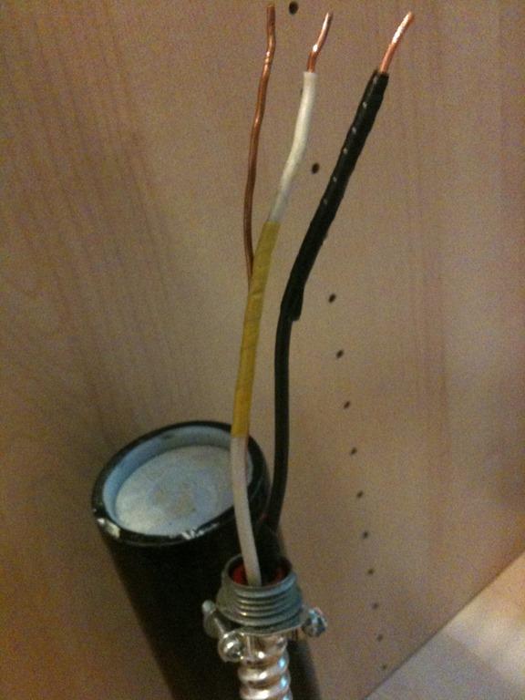 Wiring Garbage Disposal