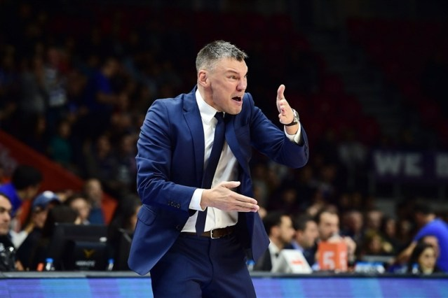 Olimpia Milano vs Zalgiris | Sarunas Jasikevicius: Inaccettabile il nostro avvio