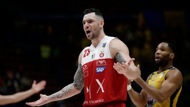 Christian Burns assolto dall'accusa di doping, resterà all'Olimpia Milano