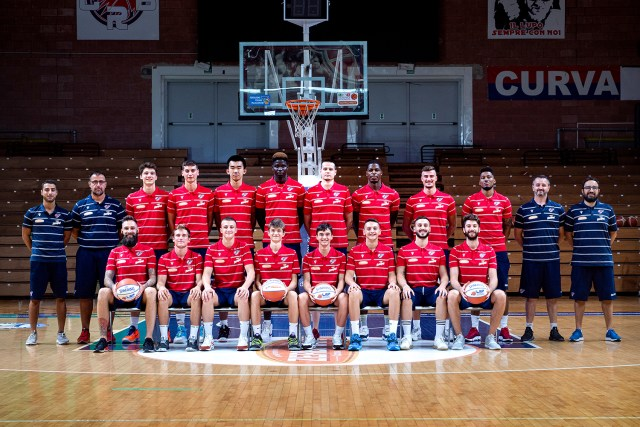 Junior Casale 2019-2020, Olimpia Milano vs Junior Casale
