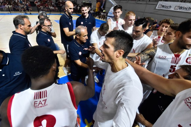 Olimpia Milano, l'analisi della due giorni di Castelletto