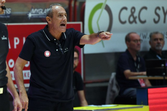 Ettore Messina: Rispetto per Bucchi, sarà decisiva la panchina