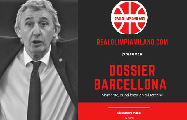 Olimpia Milano vs Barcellona | Il Dossier di una gara da vivere