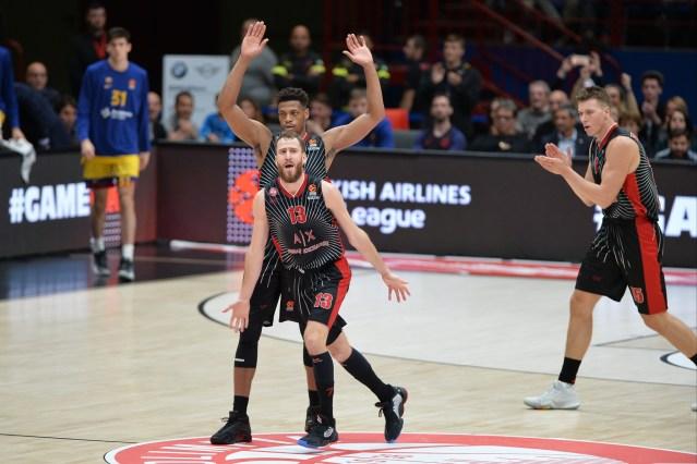 Sergio Rodriguez Olimpia Milano vs Barcellona