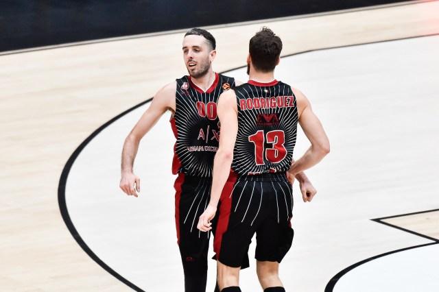 Amedeo Della Valle: Stiamo giocando un ottimo basket