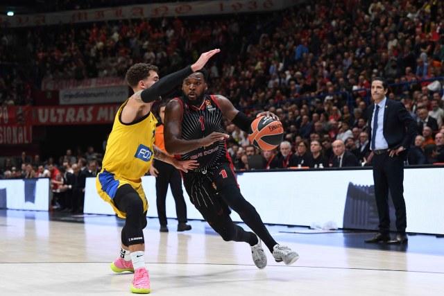 Olimpia Milano vs Maccabi