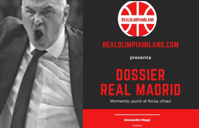 Real Madrid vs Olimpia Milano | Il Dossier di una Dinastia