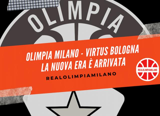Sì, Olimpia Milano-Virtus Bologna è la rivalità che sognavamo
