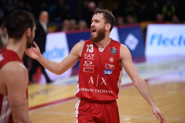 Olimpia Milano vs Treviso | Fuori Rodriguez e Micov, torna Nedovic