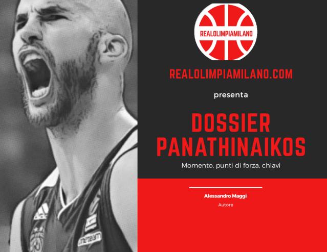 Olimpia Milano vs Panathinaikos | Il Dossier di una gara in cui reagire