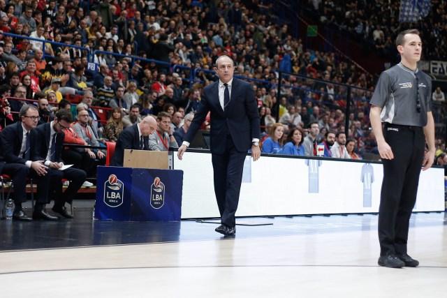 Olimpia Milano vs Cantù