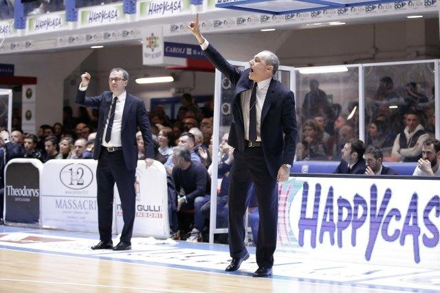 Messina: Dovremo controllare il ritmo della partita
