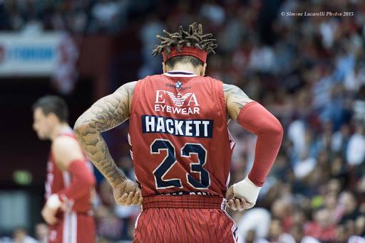 Daniel Hackett-Olimpia Milano, la suggestione di un ritorno