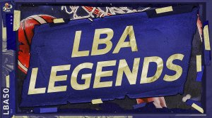 La LBA Legends porta la firma di Olimpia Milano