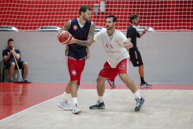 L'Olimpia Milano e gli allenamenti individuali: cosa accade al Forum