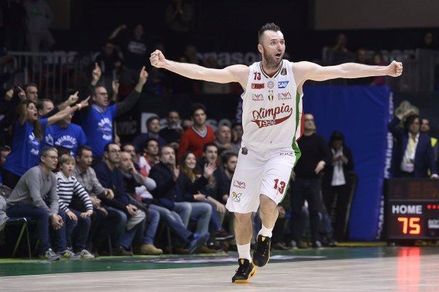 Milan Macvan lascia il basket. L'Olimpia Milano: Un vero uomo Olimpia