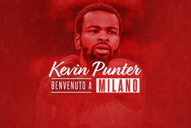 Ufficiale: Kevin Punter è un giocatore di Olimpia Milano