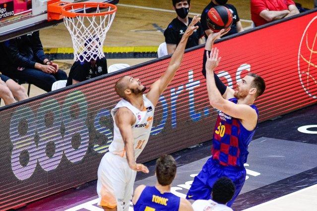 Shavon Shields show, ma non basta al Baskonia contro il Barcellona