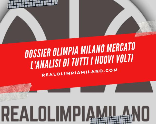 Dossier Mercato RealOlimpiaMilano | L'opera omnia dell'estate 2020 di Ettore Messina