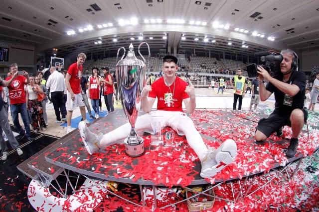 Arturas Gudaitis: Ho scelto lo Zenit perchè volevo lavorare con Xavi Pascual