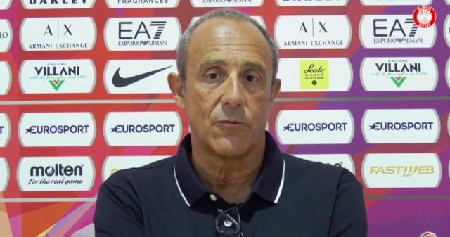 Olimpia Milano vs Venezia | Messina: Sarà una gara molto difficile
