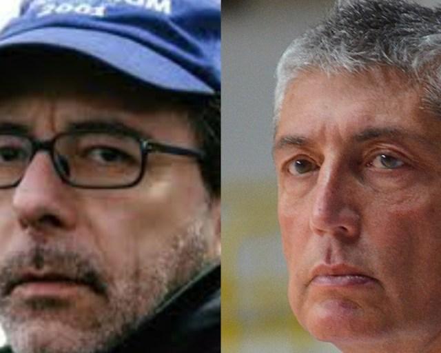 Giorgio Maggi e Fabrizio Frates