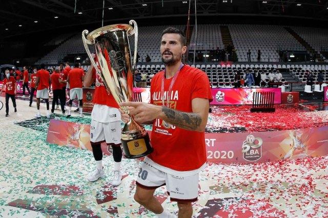 Andrea Cinciarini tocca quota 1.000 punti in maglia Olimpia Milano