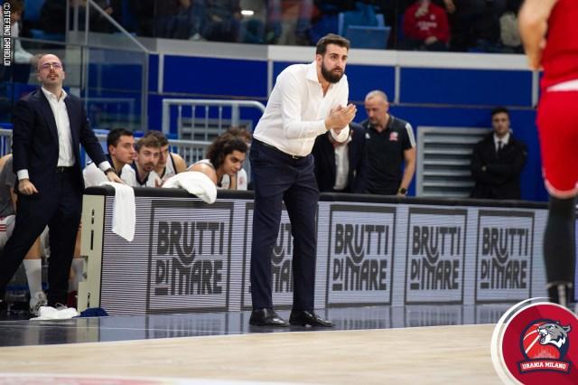 """Urania, Coach Villa sulla vittoria contro Treviglio: """"Vogliamo il gironcino"""""""