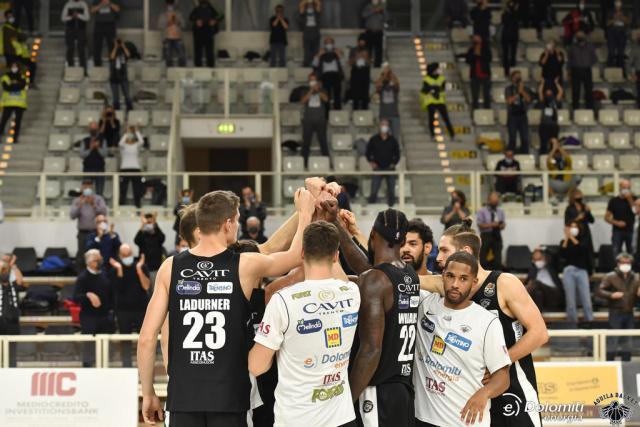 Olimpia Milano vs Trento   Cinque positivi in casa Aquila