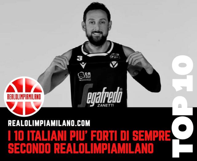 Top 10 giocatori italiani all-time