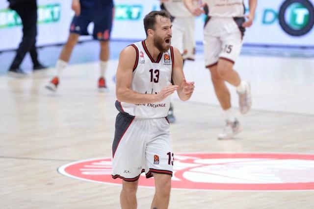 Olimpia Milano-Bayern 2-0, gli 11 Sweep della storia degli EuroLeague Playoffs