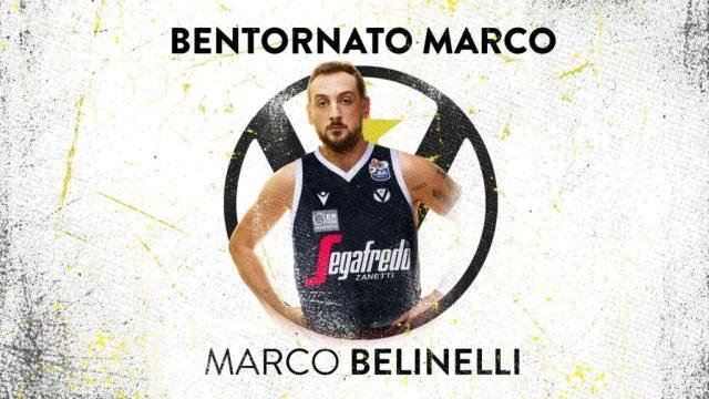 UFFICIALE | Marco Belinelli firma un triennale alla Virtus Bologna!