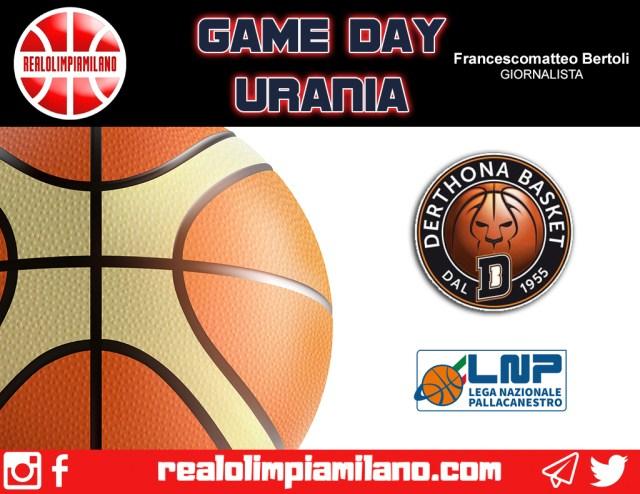 Urania Wildcats vs. Derthona | In campo alle ore 18 al BiellaForum