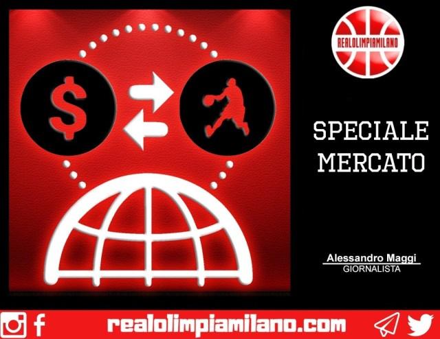 Olimpia Milano Mercato