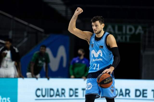 Alessandro Gentile ha deciso: resta all'Estudiantes Madrid