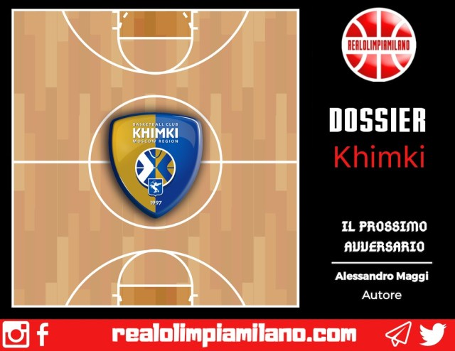 Khimki vs Olimpia Milano