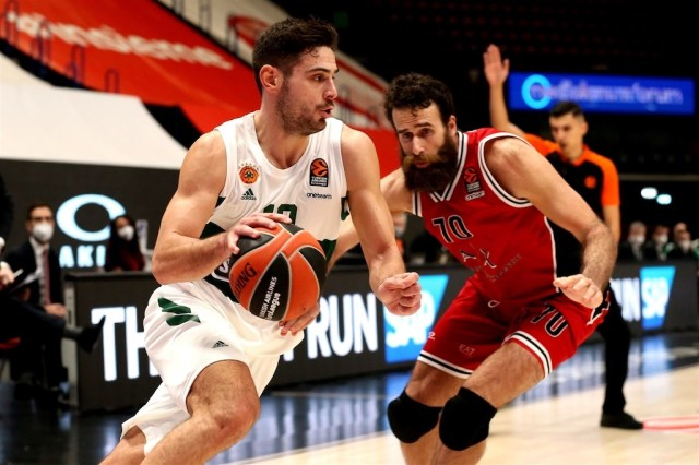 Olimpia Milano post Panathinaikos