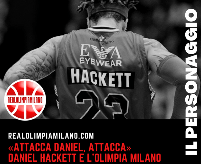 Daniel Hackett Milano
