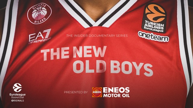 «The New Old Boys» è online. Ecco il documentario su Olimpia Milano