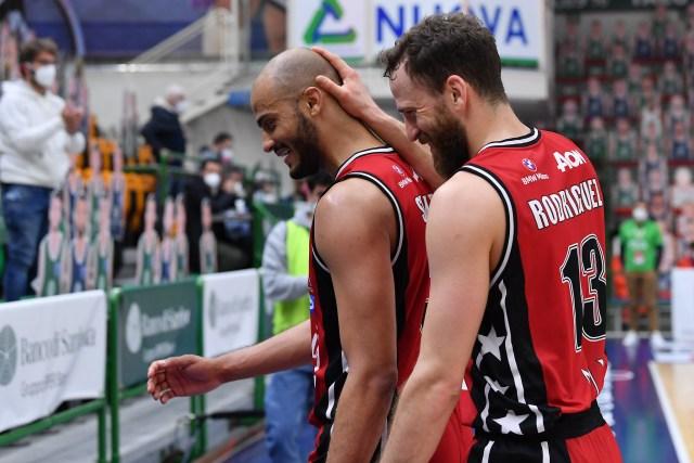 Olimpia Milano post Sassari |  Biligha, LeDay, e un'Olimpia che ballerà ancora da sola in EuroLeague