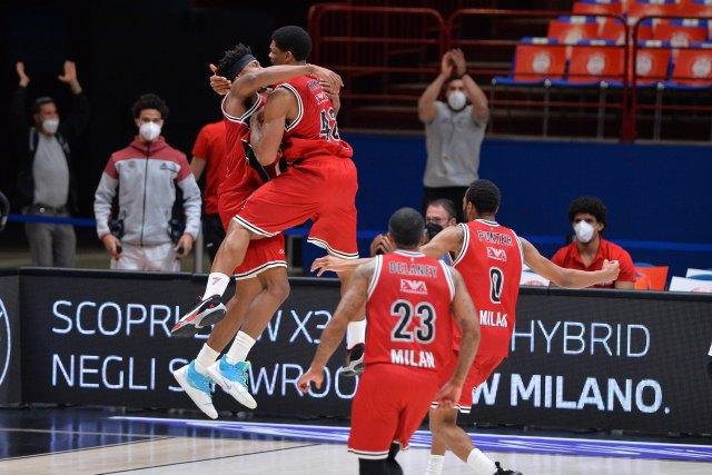 Olimpia Milano post Bayern