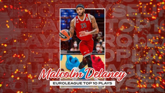 Malcolm Delaney Top 10