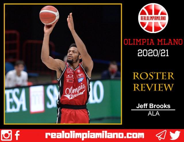 Olimpia, cosa resta della stagione 2020/21: Jeff Brooks