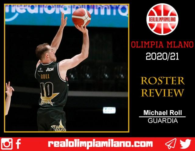 Olimpia, cosa resta della stagione 2020/21: Michael Roll