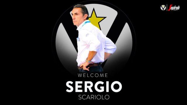 Ufficiale: Sergio Scariolo è il nuovo allenatore della Virtus Bologna