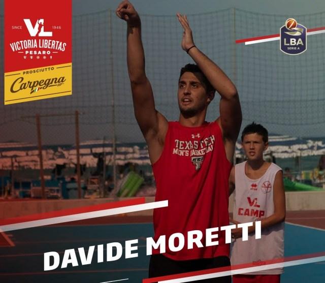 Davide Moretti Pesaro